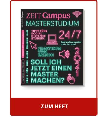 ZEIT Campus Ratgeber
