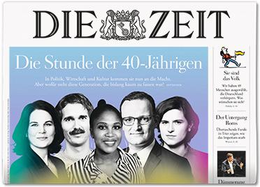 DIE ZEIT 25 - 2021