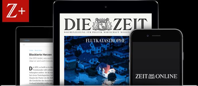Lesen Sie die digitale ZEIT